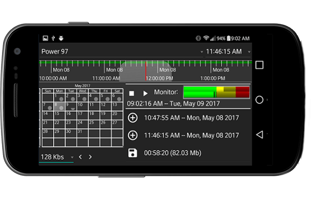 KLZ Audiofile 2.0 for Android